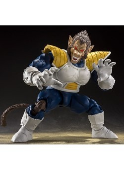 Dragon Ball Z Great Ape Vegeta SH Figuarts Action Figure