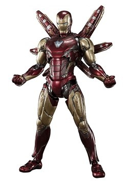 Avengers Endgame Iron Man Mark 85 Final Battle Ed Figure