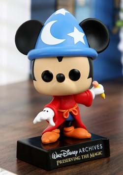 POP Disney: Archives- Sorcerer Mickey