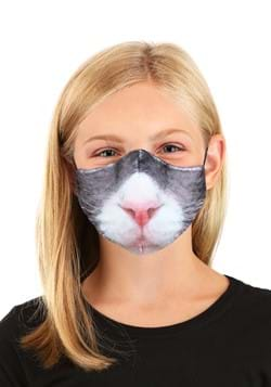 Kids Cat Sublimated Face Mask