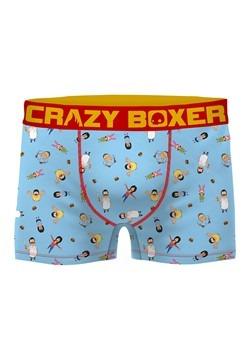 Crazy Boxer Bob's Burgers Boxer Briefs