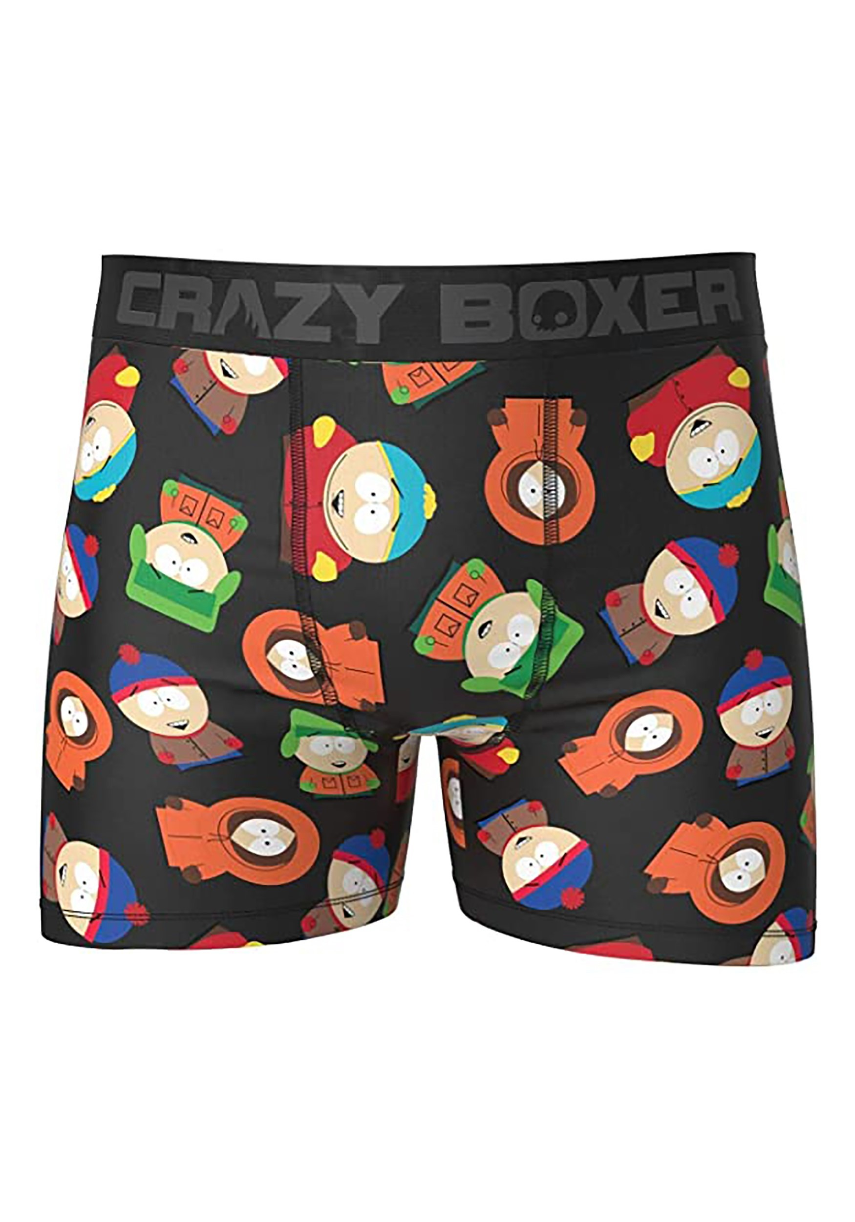 Crazy Boxer Boxer Brief Men Underwear South Park