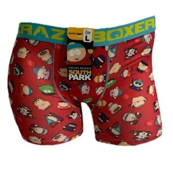 Crazy Boxer South Park Cartman Boxer Brief Update