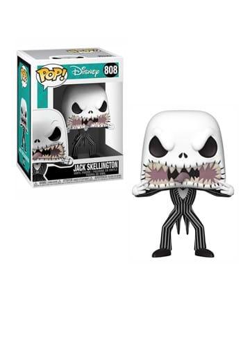 POP Disney Nightmare Before Christmas Jack Scary Face Figure