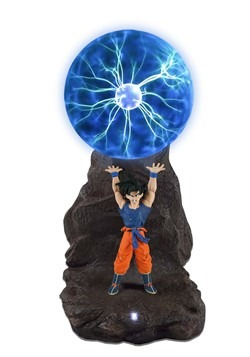 Dragon Ball Z Goku Spirit Bomb Plasma Light