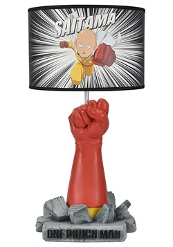 One Punch Man Table Lamp