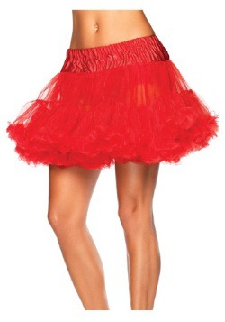 Red Devil Tulle Petticoat