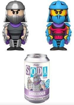 Vinyl SODA: TMNT- Shredder w/Chase update