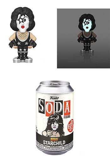 Funko Vinyl Soda KISS Starchild Figure
