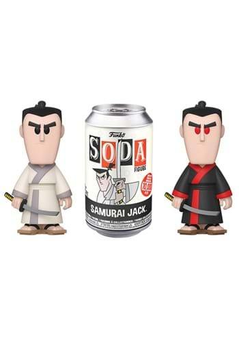 Vinyl SODA:SamuraiJack-SamuraiJackW/Chase