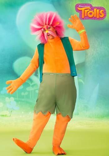 Men's King Peppy Trolls Costume Upd 2