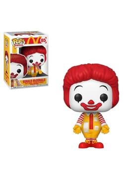 POP Ad Icons: McDonald's - Ronald McDonald