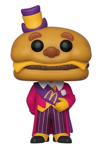 POP Ad Icons: McDonald's - Mayor McCheese