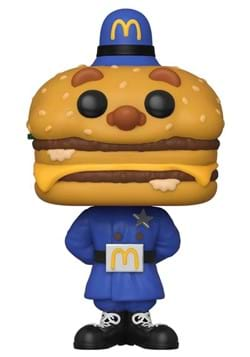 POP Ad Icons: McDonald's - Officer Big Mac