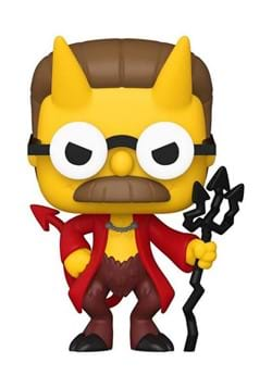 POP Animation: Simpsons- Devil Flanders