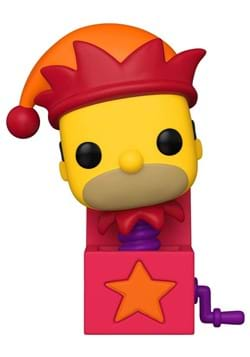 Funko POP Animation Simpsons Homer Jack In The Box Figure