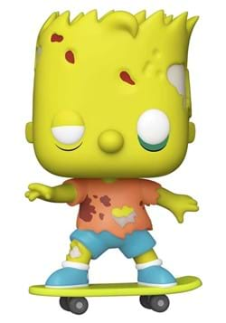 POP Animation: Simpsons- Zombie Bart