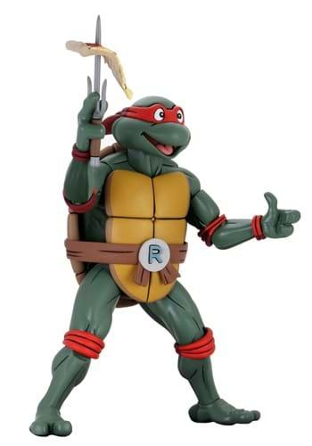 Teenage Mutant Ninja Turtles (Cartoon) – ¼ Scale Action Figu