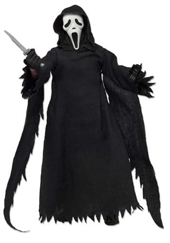 """Scream Ghostface 8"""" Clothed Figure"""