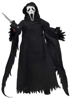 "Scream Ghostface 8"" Clothed Figure"