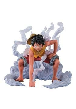 One Piece Monkey D Luffy Paramount War Bandai Figure