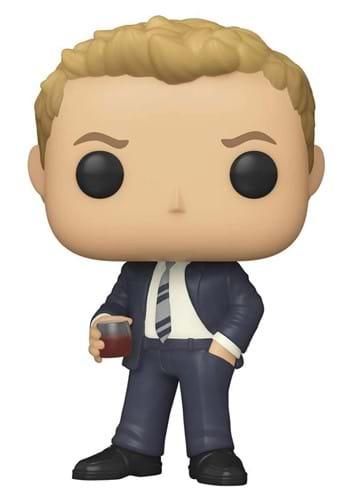 POP TV: How I Met Your Mother- Barney in Suit