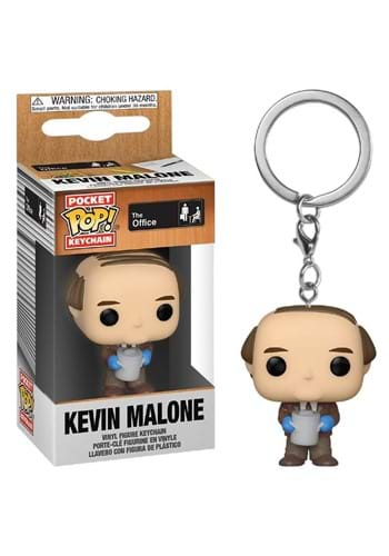 Funko POP Keychain The Office Kevin w Chili