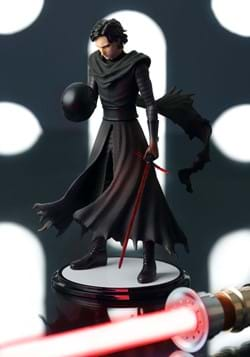 Star Wars Kylo Ren Cloacked in Shadows ArtFX Statue