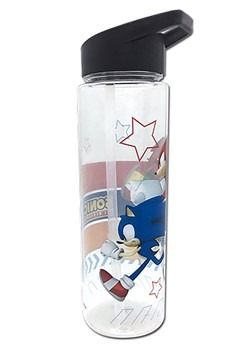 SONIC THE HEDGEHOG - GROUP RUN TRITAN WATER BOTTLE