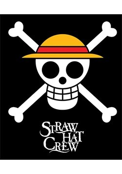 ONE PIECE - STRAW HAT CREW BLANKET
