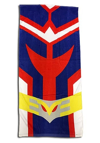 MY HERO ACADEMIA - ALL MIGHT UNIFORM TOWEL
