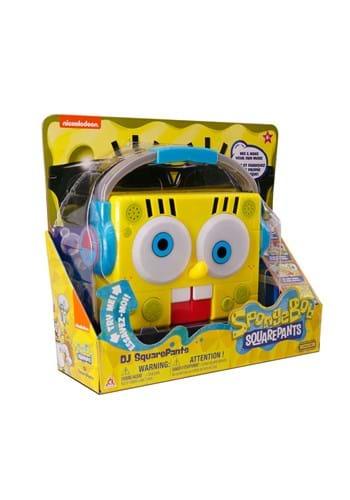 Spongebob DJ Squarepants Toy main1