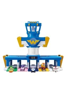 Super Wings Airport Adventure Playset