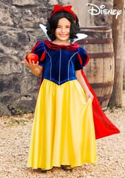 Toddler Disney Snow White Costume-update