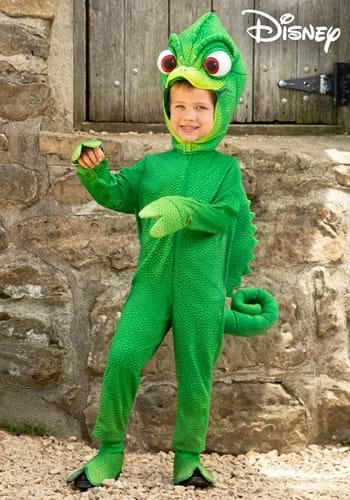 Toddler Pascal Tangled Costume main upd