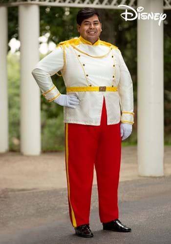 Plus Size Cinderella Prince Charming Costume-2
