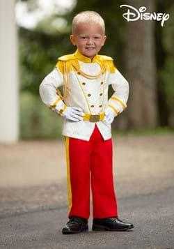 Toddler Cinderella Prince Charming Costume