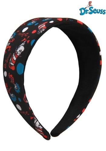 The Cat in the Hat Pattern Headband