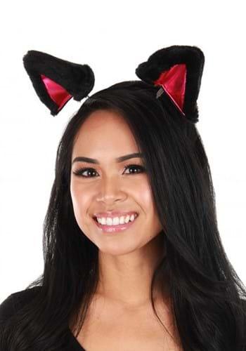 Springy Cat Ears Plush Headband