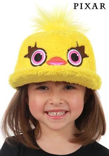 Fuzzy Ducky Cap