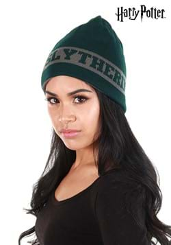 Reversible Slytherin Knit Beanie