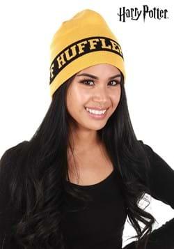Reversible Hufflepuff Knit Beanie