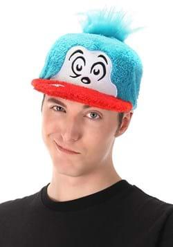 Thing 1 Fuzzy Cap - Dr. Seuss alt 4