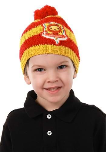 Toddler Knit Beanie Gryffindor