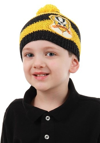 Hufflepuff Knit Beanie for Toddlers