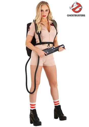 Adult Womens Ghostbusters Daring Ghostbuster Costume