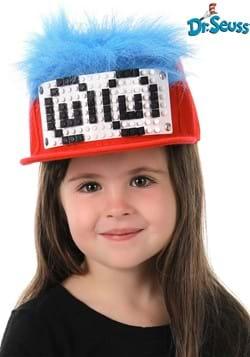 Thing 1&2 Bricky Blocks Build-On Snapback Hat Kit Upd