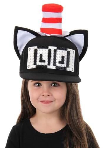 The Cat in the Hat Bricky Blocks BuildOn Snapback