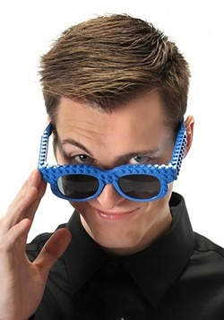 Bricky Blocks Blue Glasses