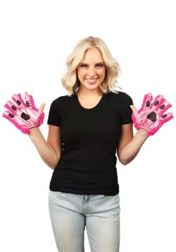 Magenta Anime Cat Fingerless Paws